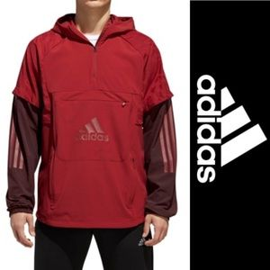 Adidas Athletics ID Anaorak Shell Jacket  XL